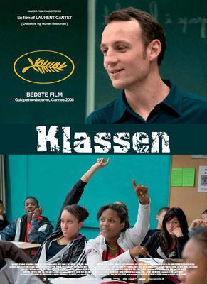 The Class - Poster - Denmark - © Camera Film