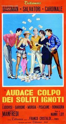 Fiasco in Milan  - Poster - Italy