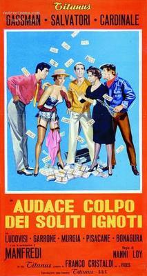 Rufufú da el golpe  - Poster - Italy