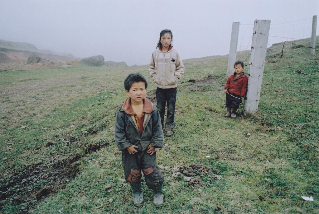 Trois sœurs du Yunnan