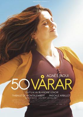 Fifty Springtimes - Poster - Sweden