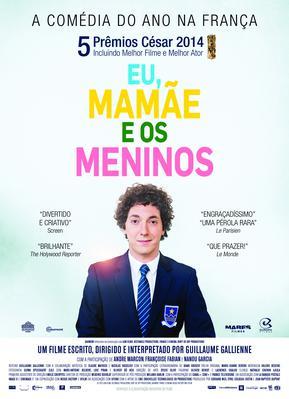 Les Garçons et Guillaume, à table ! - Poster - Brazil