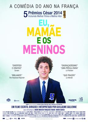 Me, Myself and Mum - Poster - Brazil