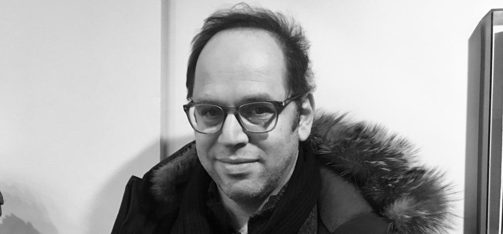 ... Olivier Albou, directeur des ventes chez Other Angle Pictures