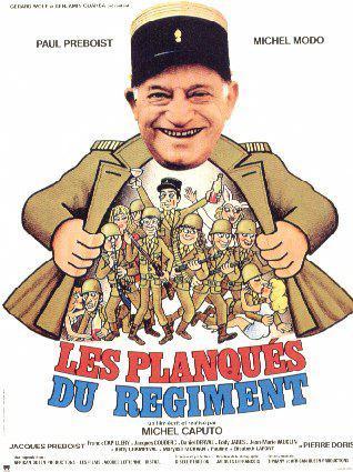 Les Planqués du régiment
