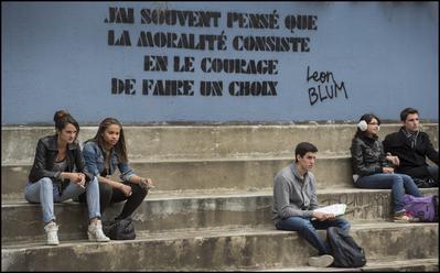 Les Héritiers - © Guy Ferrandis