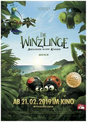 Minuscule 2 – Les Mandibules du bout du monde - Poster - Germany