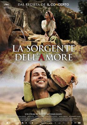 La Source des femmes - Poster - Italie
