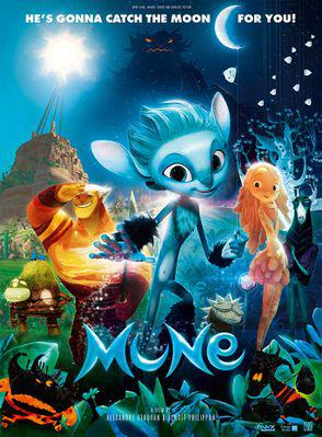 Mune, le gardien de la lune - International Poster