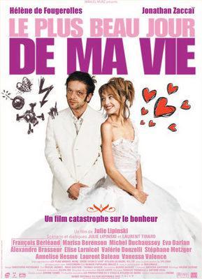 Le Plus beau jour de ma vie - Poster France