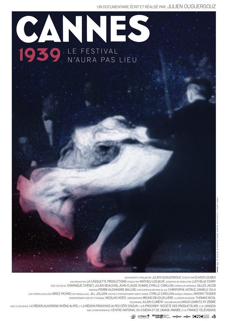 Cannes 1939 le festival n'aura pas lieu