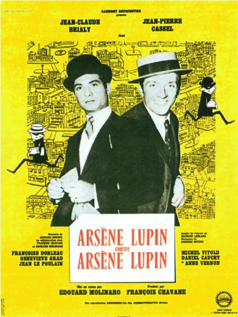 Arsenio Lupin contre Arsenio Lupin