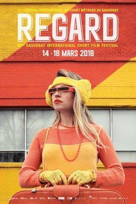 REGARD - Festival Internacional de cortometraje en Saguenay - 2018