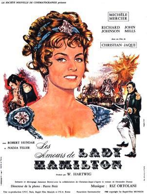 Los Amores de Lady Hamilton