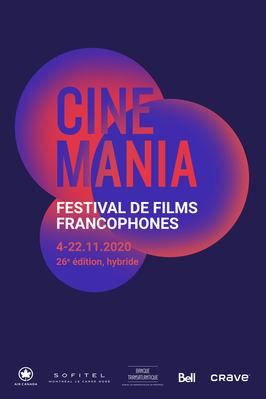 CINEMANIA Francophone Film Festival - 2020
