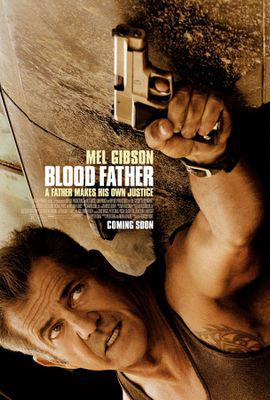 Blood Father - Poster - US