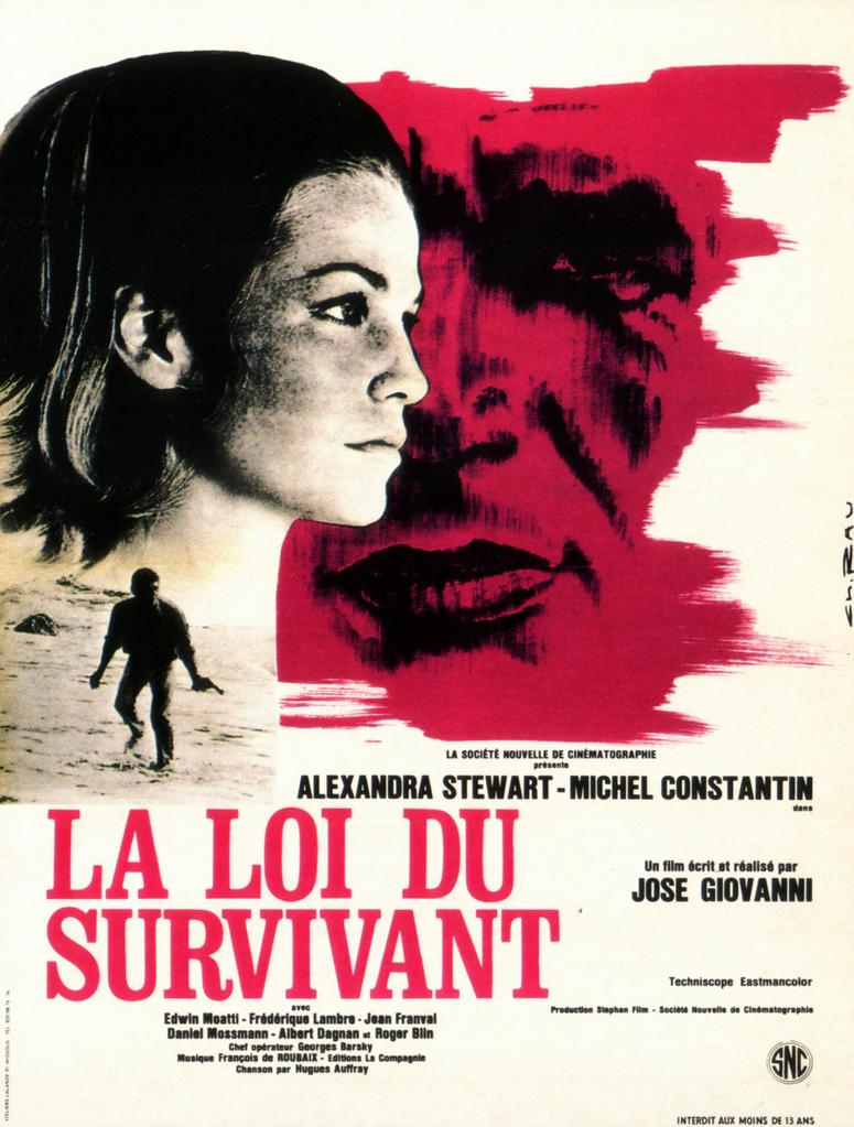 la loi du survivant 1967 unifrance films. Black Bedroom Furniture Sets. Home Design Ideas