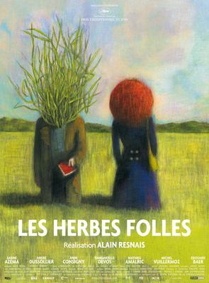 Les Herbes folles - Poster - France