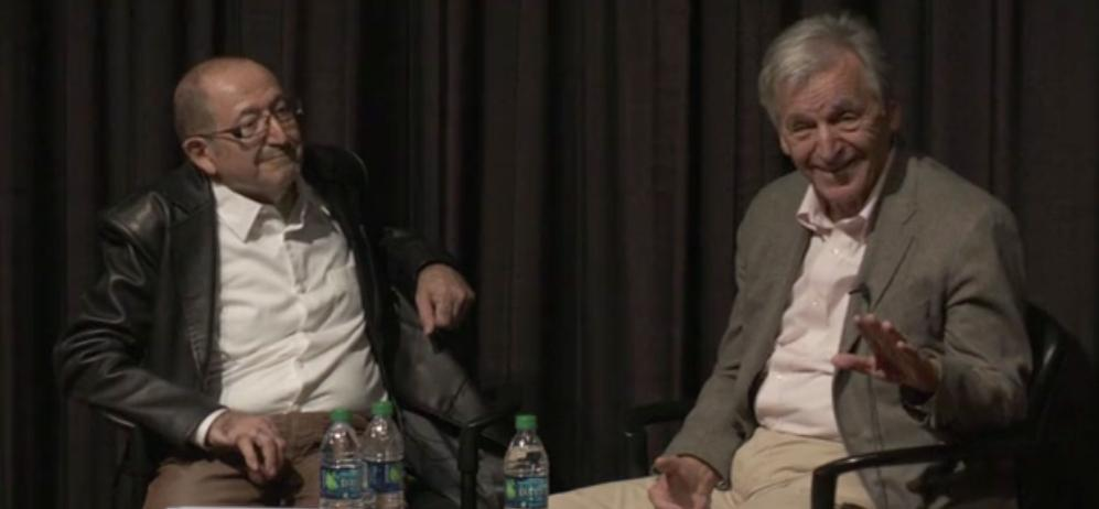 Costa-Gavras gives a masterclass in Los Angeles
