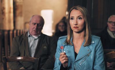Audrey Lamy - © EuropaCorp – Chez Félix – France 2 Cinéma/John Waxxx