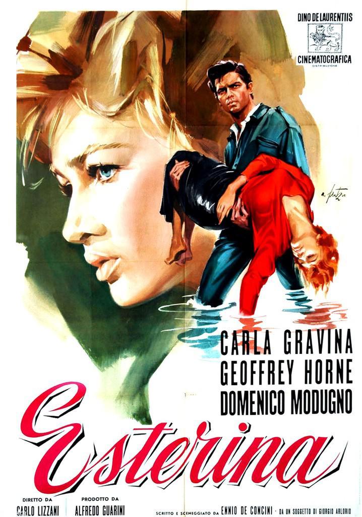 Geoffrey Horne - Poster - Italy