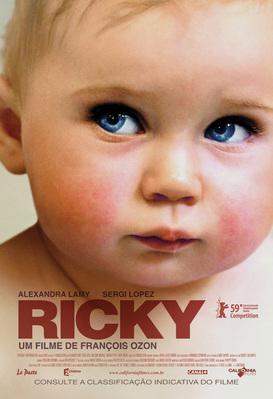 Ricky / リッキー - Poster - Brasil - © California Filmes