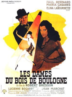 The Ladies of the Bois de Boulogne