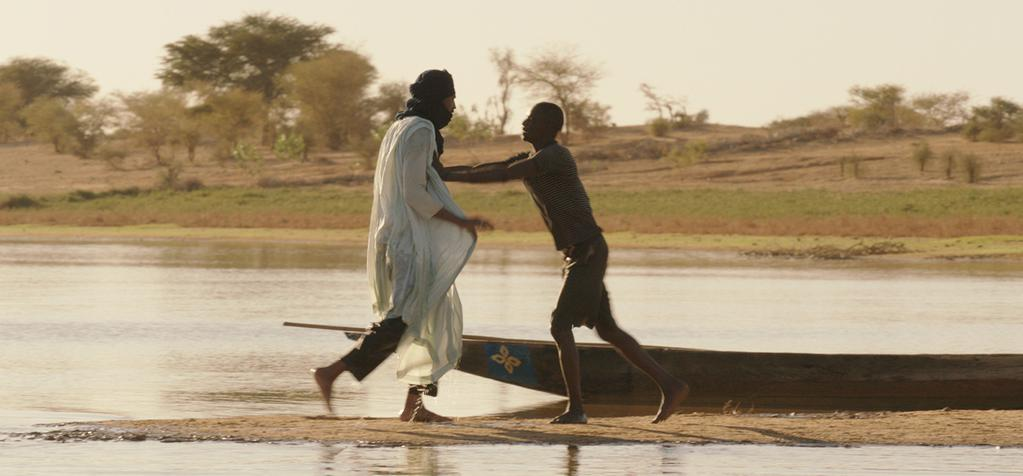 « Timbuktu » : coup de maître pour Abderrahmane Sissako