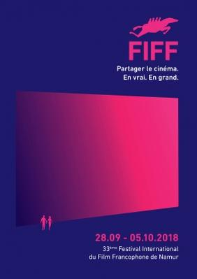 Festival International du Film Francophone de Namur (FIFF) - 2018