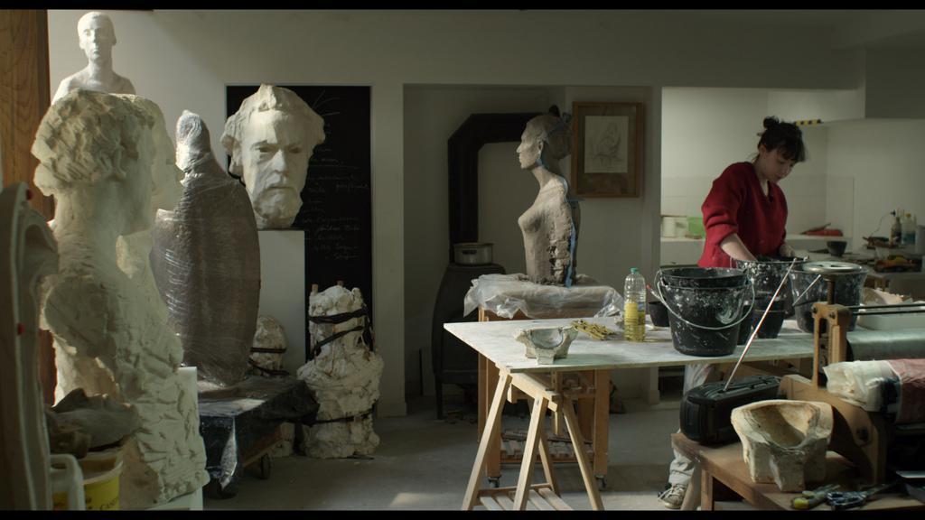 Festival international du film d'amour de Mons - 2012
