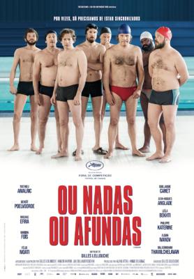 Le Grand Bain - Poster - Portugal