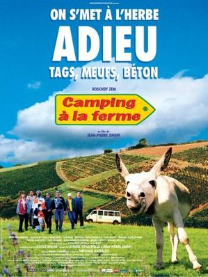 Camping a la ferme / 仮題:農場キャンプ