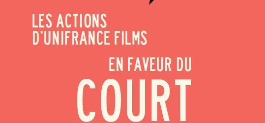 Brochure de présentation 2015 : Le court métrage à UniFrance films