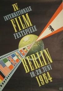 Berlin International Film Festival - 1954