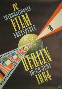 Festival Internacional de Cine de Berlín - 1954