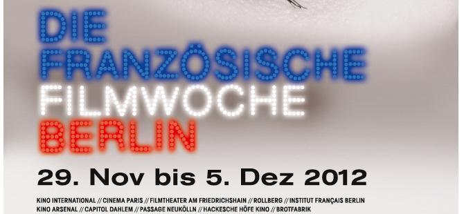 Les RDV franco-allemands et la Semaine du film français à Berlin
