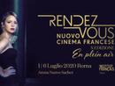 ¡El 10° Rendez-Vous con el Nuevo Cine Francés de Roma tendrá lugar al aire libre!