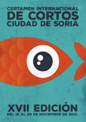 Certamen Internacional de Cortos Ciudad de Soria - 2015