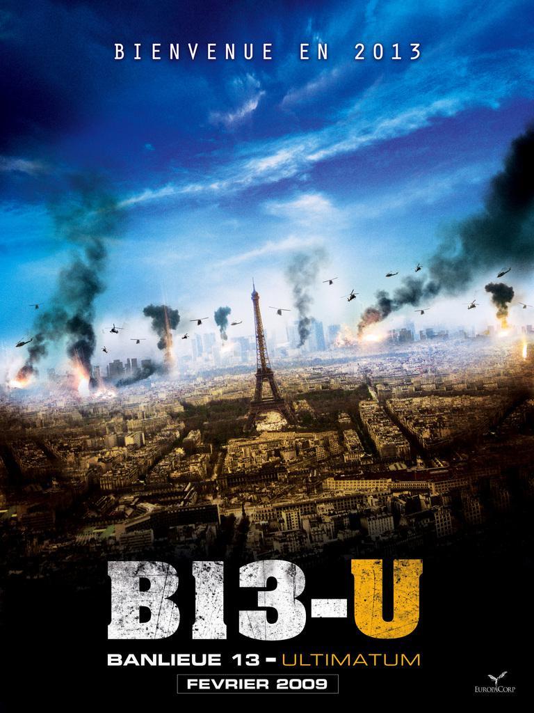 Track Invaders - Poster - France
