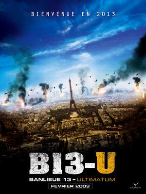 Banlieue 13 - Ultimatum - Poster - France