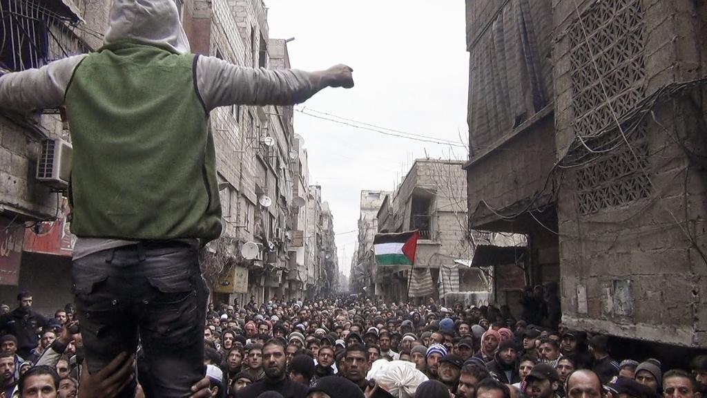 Little Palestine, journal d'un siège