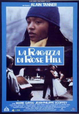 ローズヒルの女 - Poster - Italie