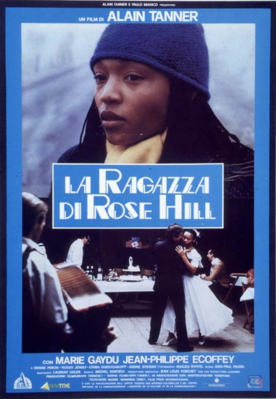 The Woman from Rose Hill - Poster - Italie