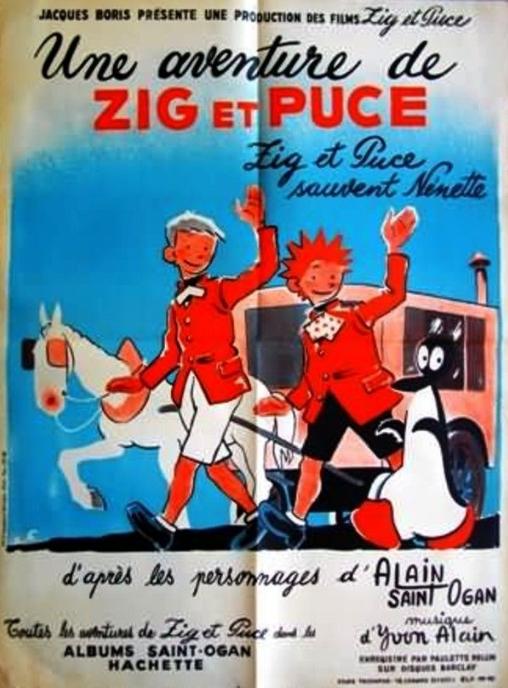 Zig et Puce sauvent Nénette