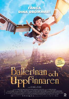 Ballerina - Poster - Sweden