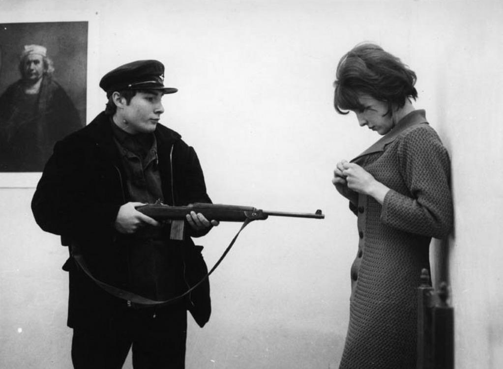 the carabineers de jean-luc godard  1963