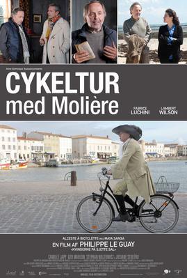 Molière en bicicleta - Poster - Denmark