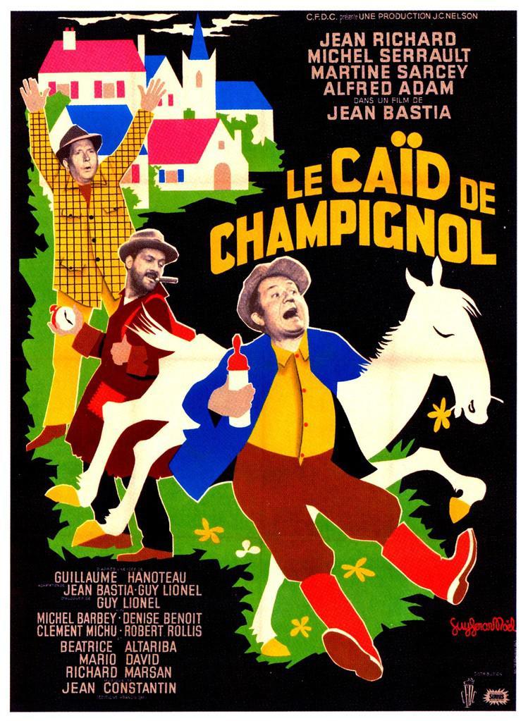 Le Caïd de Champignol (Deux cracks à Paris)