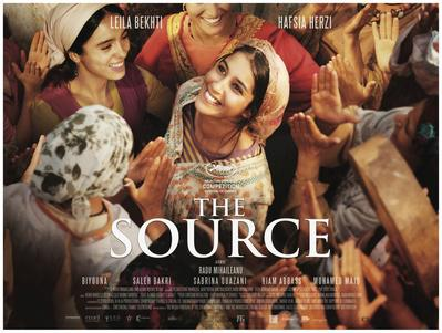 The Source - Poster - Royaume-Uni
