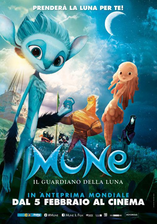 Lucie Bolze - Poster Italie